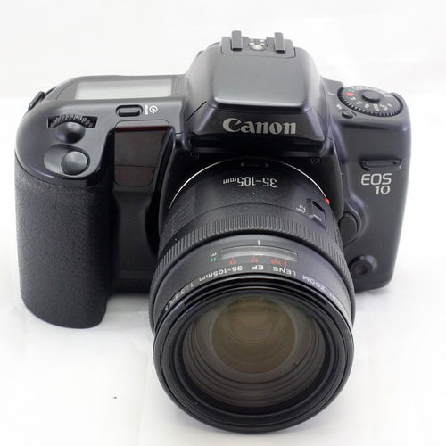 Canon EOS 10 inkl. 35-105mm
