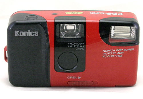 Konica POP Super